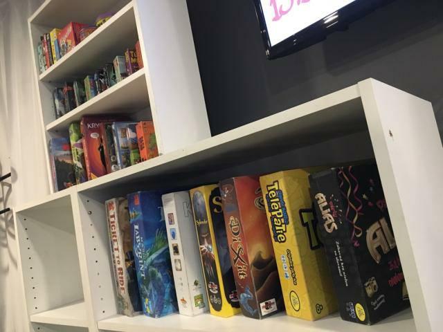 Spoločenské hry v Storme